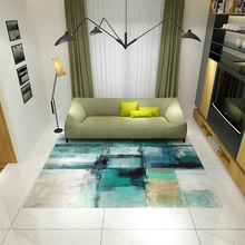 Big Abstract Art Simple Tatami Mats Large Carpets Thickened Bedroom Carpet Children Climbed Playmat Home Lving Room Floor Rugs