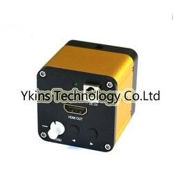 1080 P 60fps HDMI kamery przemysłowe mikroskop do zastosowań przemysłowych elektroniczny medyczne pcb lutowania naprawy