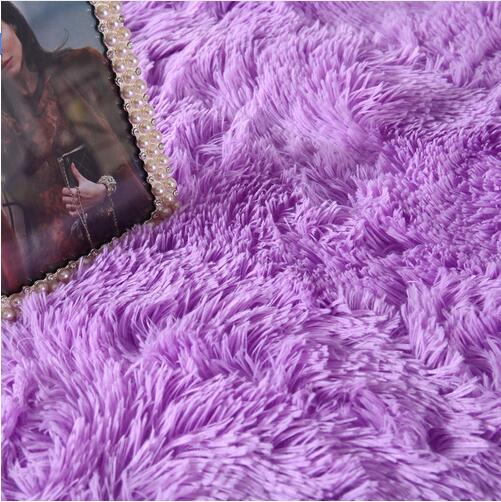 Promotional 45cm Pile Height Floor Carpet For Living Room Bedroom Mat Shaggy Rug Rugs And