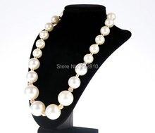Haut de gamme femmes nouveau ensemble tarière perles collier et main boule collier à la mode chandail chaîne collier pour 2020 nouvelle variété de haute qualité
