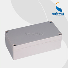 80*160*55mm High Quality ABS Plastic Junction Box for Electrical Equipment ip66 (DS-AG-0816-S)
