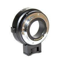 JINTU New EF-EOS M Mount Adapter Ring for Canon EF EF-S Lens to EOS-M Digital Digital camera