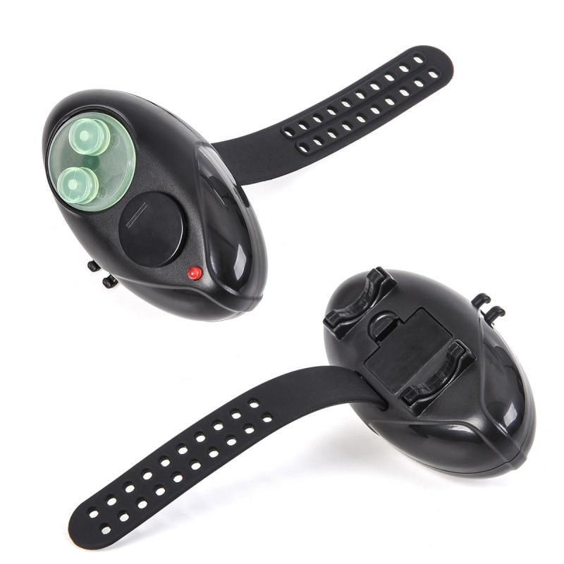 Wireless Electronics Fishing Bite Alarm Sound Buffer Alarm LED Light Indicator
