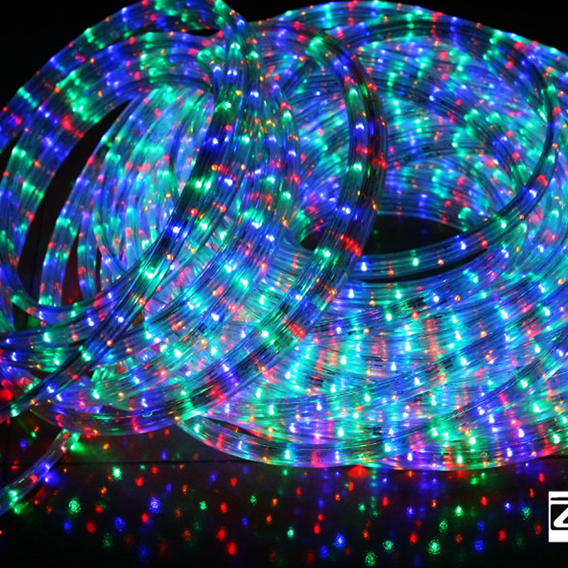 Led Lights Rainbow: Led Strip Cucujid 4 Line Rainbow Tube 90 Lamp Red Green