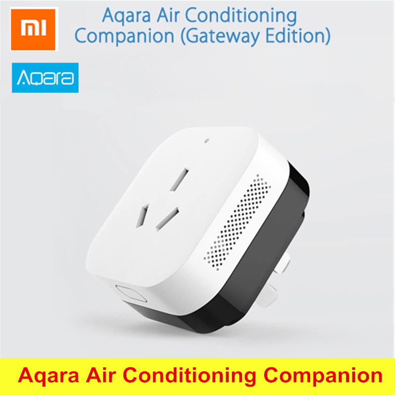 Original Xiaomi Aqara Air Conditioning Companion With Temperature Humidity Sensor ZigBee Wireless Transmission