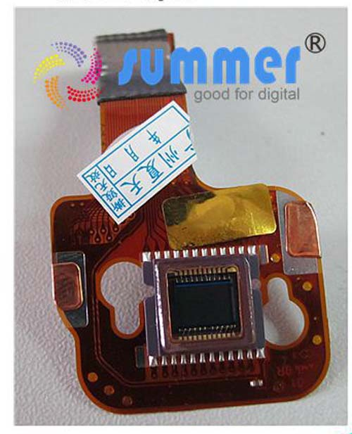 original for Fujifilm s5000 cmos for fuji s5000 CCD free shipping