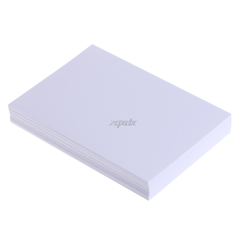 """100 Sheets Glossy 4R 4""""x6"""" 200gsm Photo Paper High Quality For Inkjet Printers Drop Ship"""