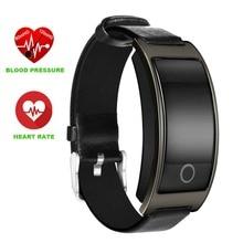 Пульсометр SmartBand фитнес-трекер с пульсометр больницы монитор сердечного ритма CK11S пульсометр часы