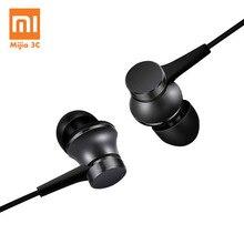 Оригинальные Xiao mi наушники mi Piston 3 Наушники новые Xiao mi Fresh Edition Базовая версия наушники с mi c для samsung Xiao mi