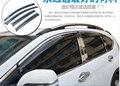 Для HONDA CRV CR-V 2012-2014 Окно Ветер Дефлектор Козырек Дождь Гвардии Vent Козырьки Навесы