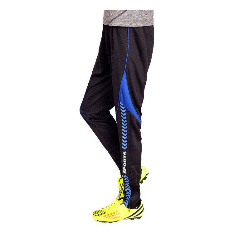 Winter Soccer training Pants Slim Sport Pants professional Football Training Running soccer pants Tracksuit Trousers Leg Pants