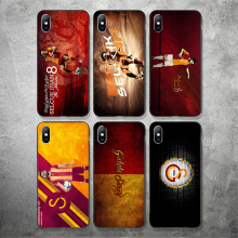 Yinuoda Galatasaray Team Phone Case Selcuk Inan For iPhone Case DIY Picture Soft TPU Cover X XR XS MAX 7 8 7plus 6 6S 5S SE цена