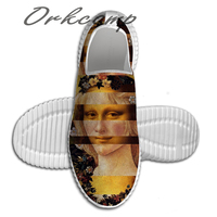 Leonardo Mona Lisa Botticelli F Mens Makers And Womens Lightweight Walking Sports Running Outdoor Shoes Yoga Shoes