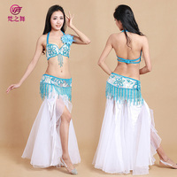 Tribal vestidos belly dance costume ballroom dance clothes hot sale gypsy dress wholesale GT 1035#