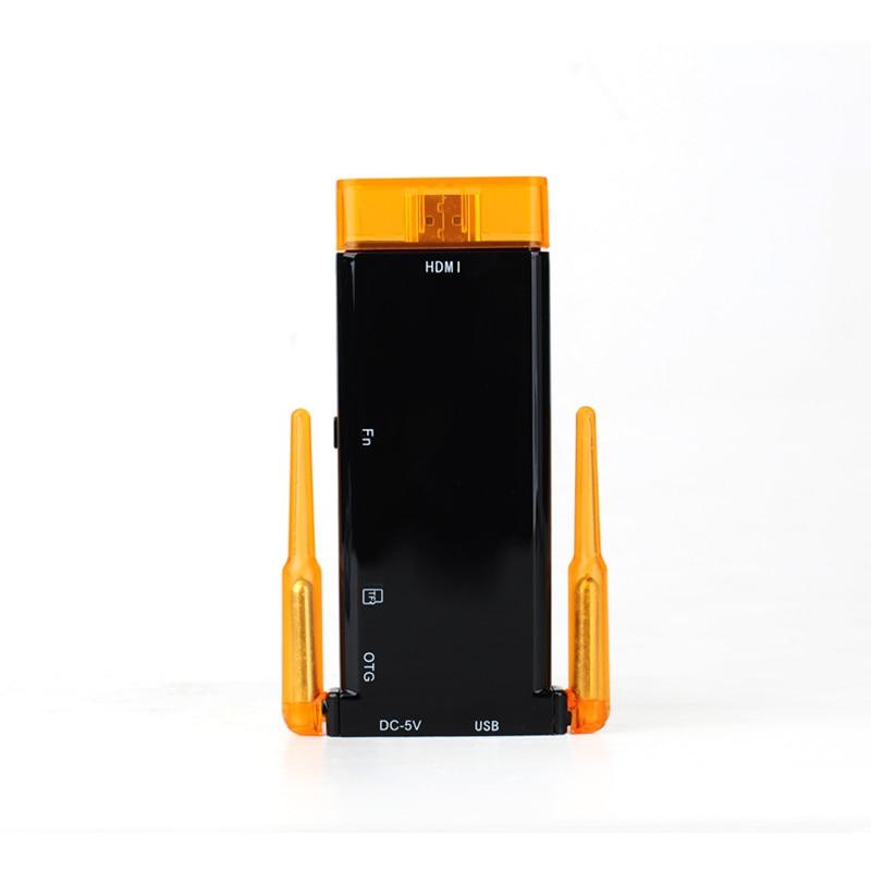 Mini PC J22 RK3188T Quad Core Android 4.4 2GB 8GB Smart TV Box Bluetooth Wifi Google Android TV Stick Dual Antenna PK MK809 IV