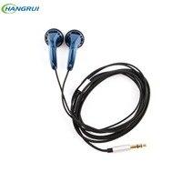 K300 300ohm Flat Head Plug Headset High Impedance In Ear Earphone 300 Ohms Heavy Bass Stereo