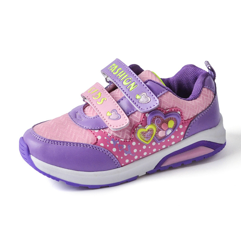 Sport Girls Shoes For Boys Sneakers Kids Casual Shoes ...