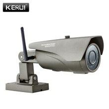 Регулируемый фокус в режиме реального времени 1.0 мегапиксельная 720 P Водонепроницаемый Крытый Беспроводной HD IP Камера WI-FI, P2P, ONVIF, аудио Камера