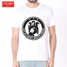 Men Antifa Women Harajuku Short Sleeves T shirt Unisex Skateboard Tshirt Clothes Streewear