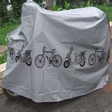 Outdoor Bike Bicycle Cycling Rain And Dust Protector Cover Waterproof Protection Garage Bicycle Accessories