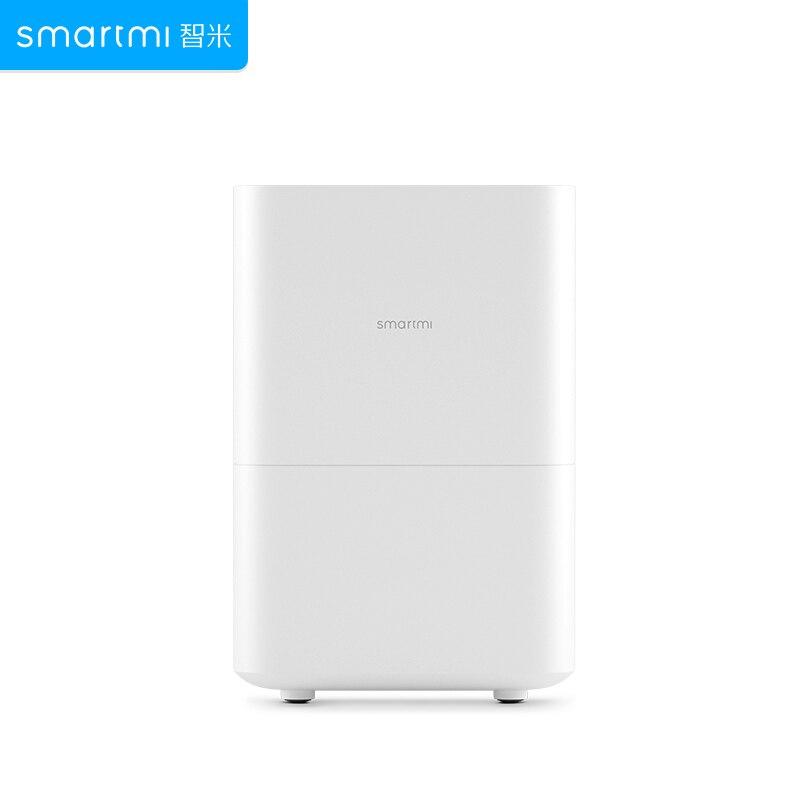 2018 D'origine Smartmi Xiaomi Par Évaporation Humidificateur 2 pour votre maison coussin d'air huile essentielle diffuseur arôme mijia App contrôle