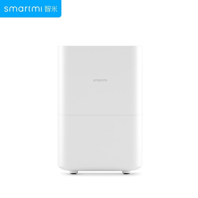 2018 Original Smartmi Xiaomi humidificateur évaporatif 2 pour votre maison coussin d'air diffuseur d'huile essentielle arôme mijia App contrôle
