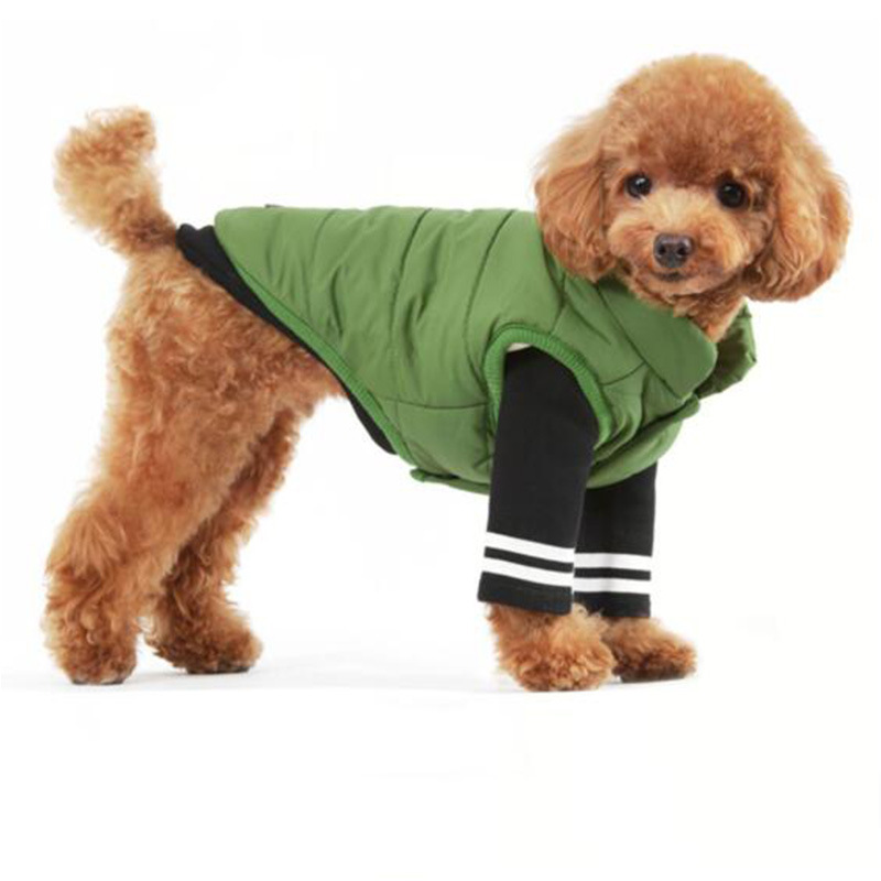 Dog Clothes For Small Dogs Autumn Winter Puppy Chihuahua