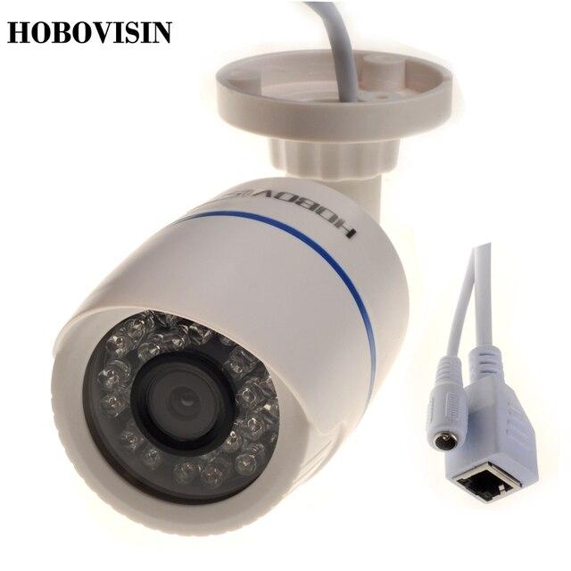 HOBOVISIN CCTV 1080 P Ip-камера Full HD Открытый H.264 2-МЕГАПИКСЕЛЬНАЯ ONVIF 2.0 Мегапиксельная Пуля Камеры Безопасности IP 1080 P Объектив ИК вырезать