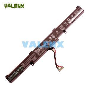 Laptop Battery 48WH A41N1611 For ASUS ROG GL553 GL553VW GL553VD GL553VE OB110-00470000 A41LK5H GL553VE-1B GL553VW-1A