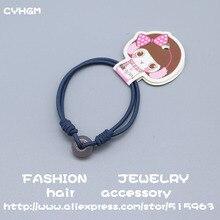 CYHGM girls elastic hair bands kids accessories scrunchies diademas akcesoria do wlosow elastique cheveux c106