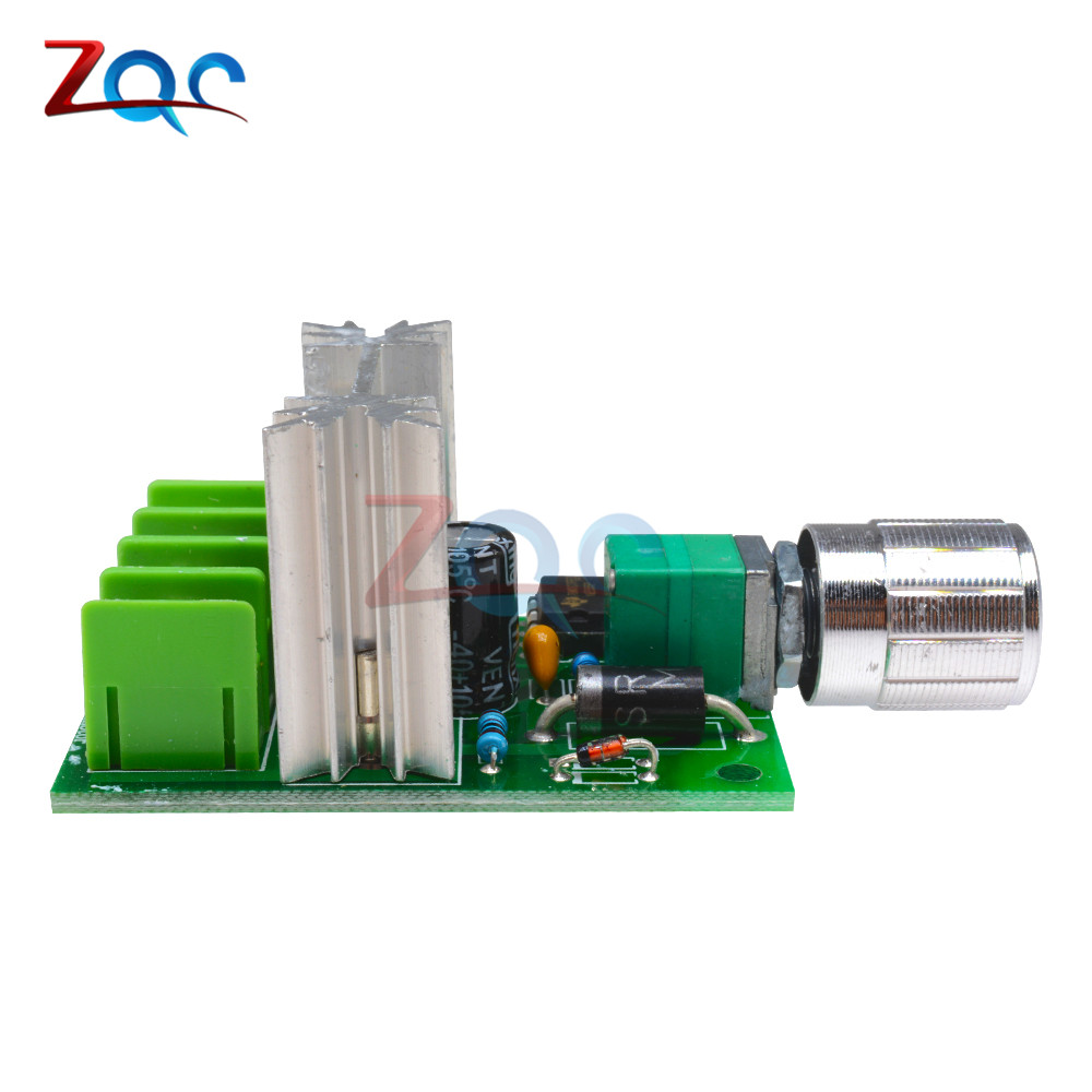 6V-12V DC 6A Motor Speed Control Pulse Width Modulation PWM Controller Switch