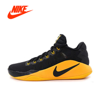 Original New Arrival Official NIKE HYPERDUNK LOW EP Men's Breathable Basketball Shoes Sneakers