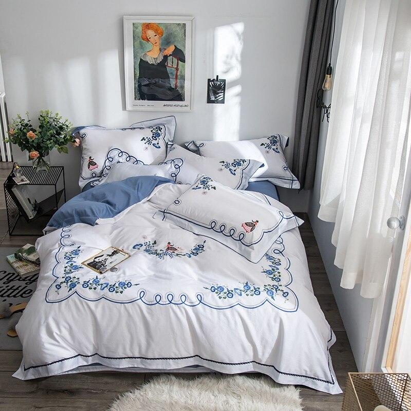 VertrauenswüRdig Blessliving Erde Birne Bettwäsche Schwarz Weiß Stilvolle Bettbezug Tag Und Nacht Bettdecke Konstellation Sonne Und Mond Bett Set 3 Stücke Möbel Schlafzimmer Möbel