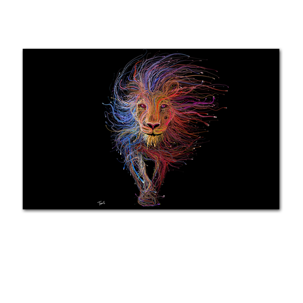 Home Decor Lion King Animal Graphic Design Advertising Wall Art Pictures  Modern Paintings Print On Canvas Oil Paintings In Painting U0026 Calligraphy  From Home ...