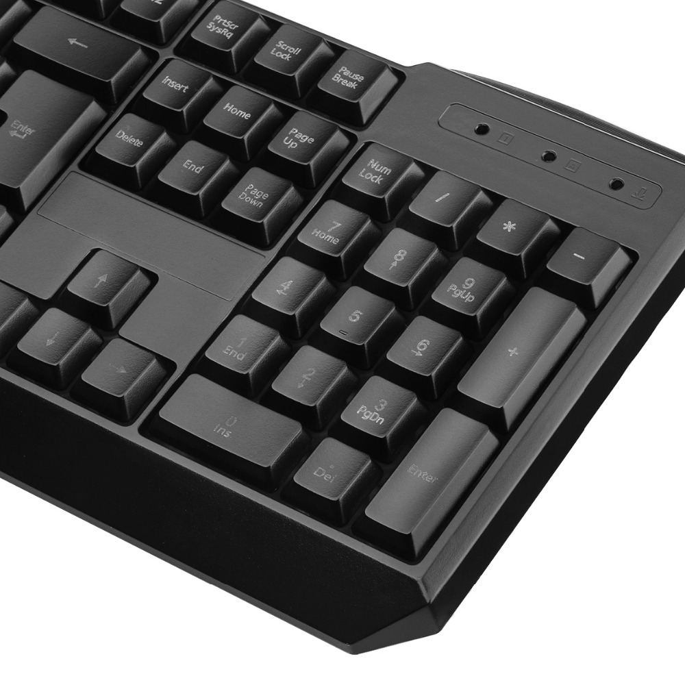 Original MotoSpeed K70 Backlight Waterproof Computer Gaming Keyboard Teclado USB Powered for Desktop Laptop OUTEUM Switch