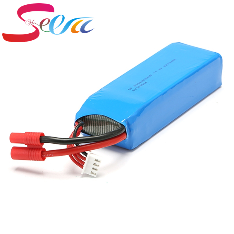 2pcs BAYANG BAYANGTOYS X16 11.1V 2200mAh XK X350-015 Battery For RC Camera Drone Accessories RC Quadcopter Spare Parts