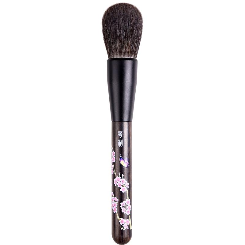 H206 Professional Makeup Brushes Ultra soft Blue Squirrel Hair Blush Brush pincel maquiagem Make Up Brush
