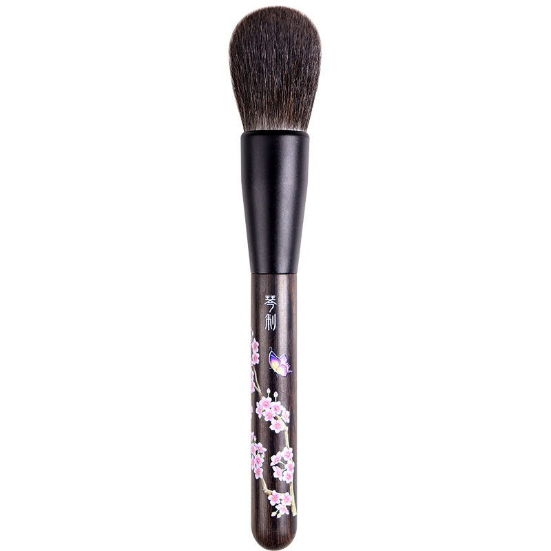 H206 Professional Makeup Brushes Ultra soft Blue Squirrel Hair Blush Brush pincel maquiagem Make Up Brush-in Eye Shadow Applicator from Beauty & Health    1