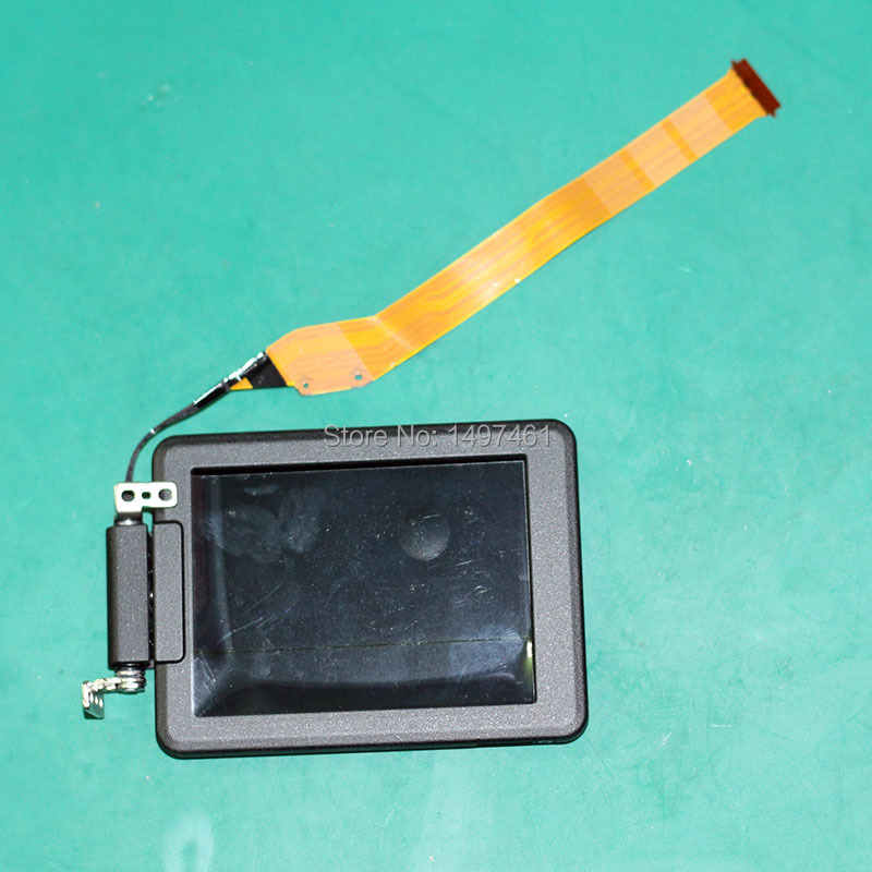 все цены на New LCD display screen assembly with LCD shell and LCD hinge Repair parts For Nikon B700 P610 camera онлайн