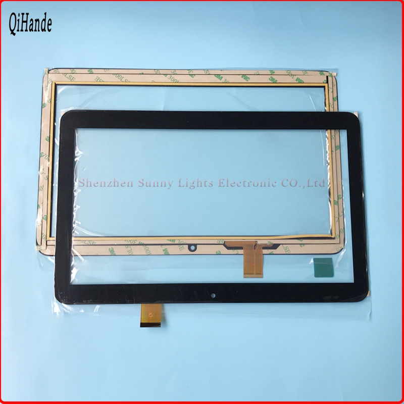 """New Touch Screen For 10.1"""" Irbis TZ185 3G Tablet Touch Panel Digitizer Sensor for Glass TZ 185 touch screen tablet touch tablet touch panel -"""