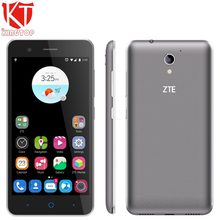 Original ZTE Blade A510 Mobile phone 5.0 inch 1GB RAM 8GB ROM MT6735P Quad core 1280*720 Android 5.1 Dual SIM 8MP camera phone