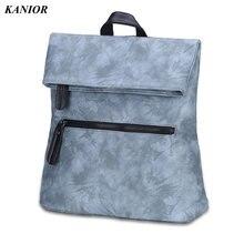 Высокое качество искусственная кожа HASP женские рюкзаки элегантный дизайн школа моды сумки для девочек-подростков колледж студент назад мешок