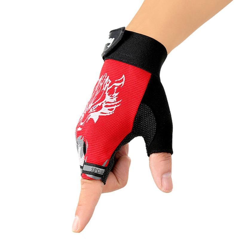 Nuevos guantes de deporte para niños Guantes con estampado de lobo - Accesorios para la ropa - foto 5