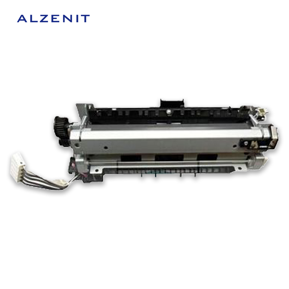 ALZENIT For HP M521 M525 M 521 525 New Fuser Unit Assembly RM1-8508 220V Printer Parts On Sale second hand for hp laserjet m1120 m1120 fuser assembly fixing unit 220v printer parts on sale