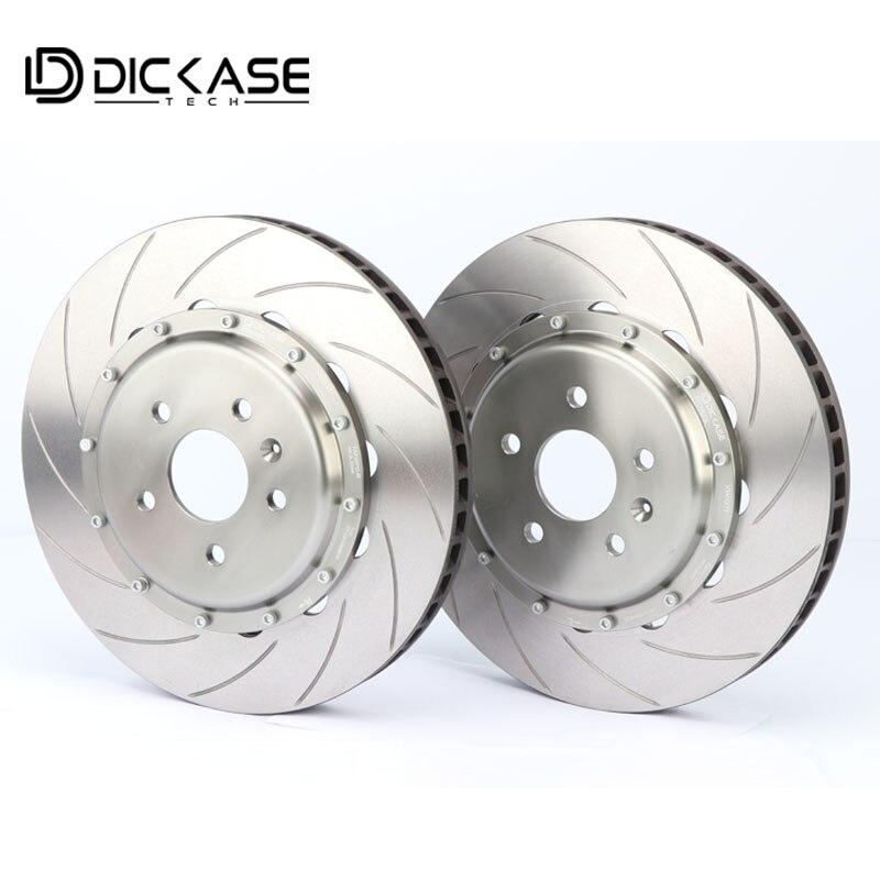 Disque de frein automatique de haute qualité en chine 355*32mm adapté aux étriers de frein CP9040