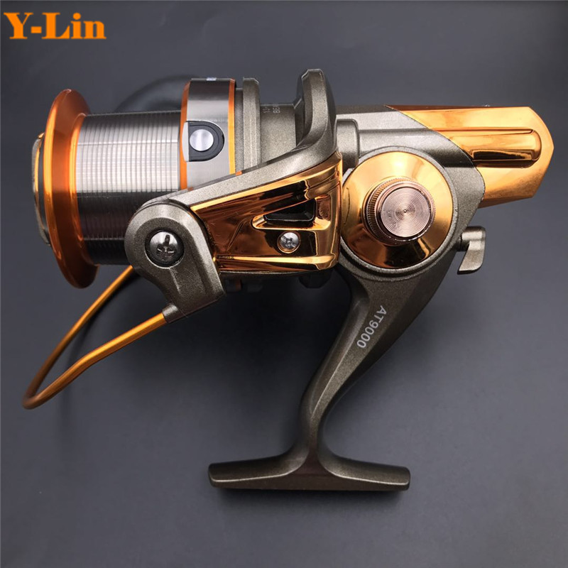 New arrival Fishing reel spinning bait casting reel wheel for carp fly fishing tackle lures rod line 13+1 BB 8000-9000