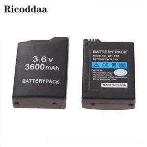 3600mAh 3.6V Battery For PSP10