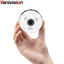 4MP Fisheye VR Panoramic Camera HD Wireless Wifi IP Camera Home Security Surveillance System Wi-fi 360 degree Webcam 3MP 2MP