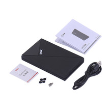 Usb3.0 5Gbps Solid State Hard Drive Disk Box 2.5 Inch HDD/SSD Enclosure Case SATA II To For PC Computer Laptop SSK SHE088