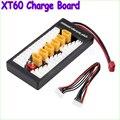 Новый Lipo Зарядки XT60 Т Подключите Адаптер Доска 2-6 S Зарядки/Balance Board Липо Аккумулятор для imax B6 B6AC Бесплатная доставка